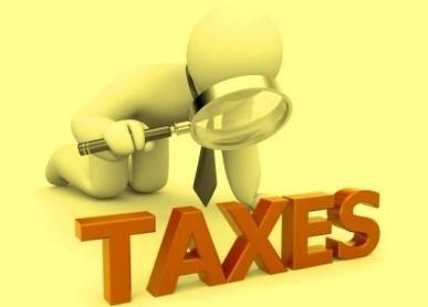Taxe und Steuern
