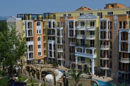 Moderne Wohnungen zum Verkauf in Sunny Beach