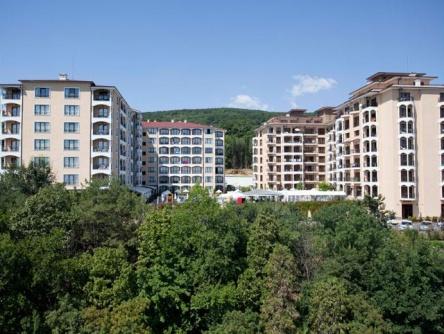 2-Zimmer- Wohnung mit Meerblick in Goldstrand