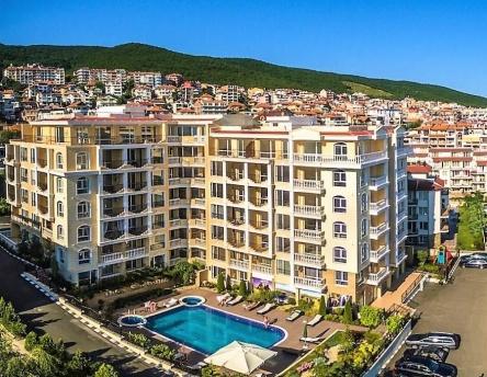 Wohnungen zum Verkauf in einem Luxusgebäude mit SPA-Zentrum in St. Wlas