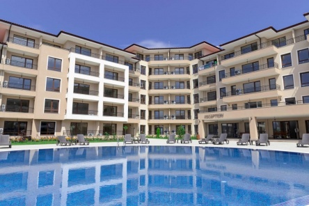 Wohnungen zum abzahlen über 4 jahre in Bulgarien