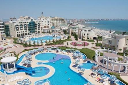 Sunset Resort - Ferienwohnungen Am Strand In Pomorie