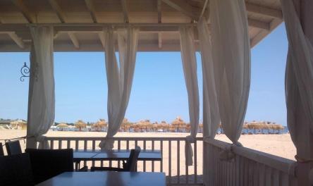 Апартамент на плажа къмпинг Градина
