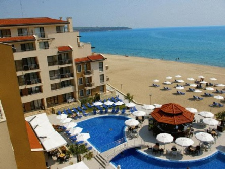 Obzor Beach Apartments am Strand