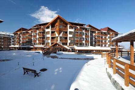 Neubauwohnungen zum Verkauf in den Bergen, Bansko - 3 Jahre Zahlungsplan