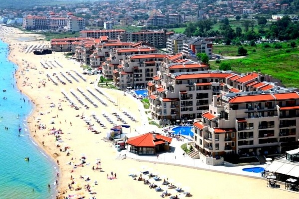 Apartment am strand in Bulgarien