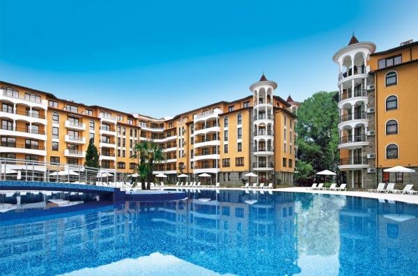 Royal Sun - Luxuswohnungen Zu Verkaufen In Sonnenstrand Слънчев бряг