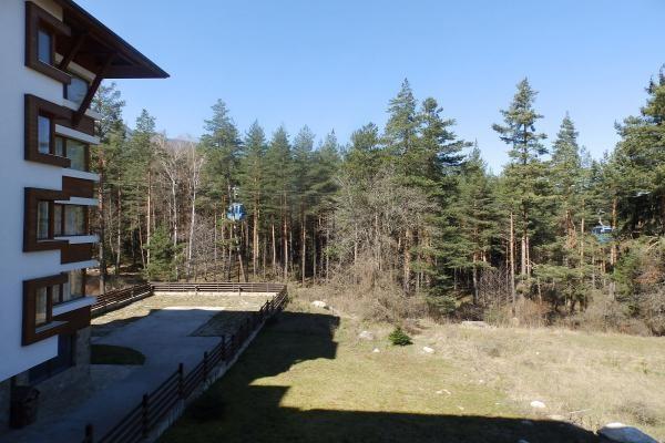 Kleine Wohnung in Bansko mit Ausgezeichnetem Blick