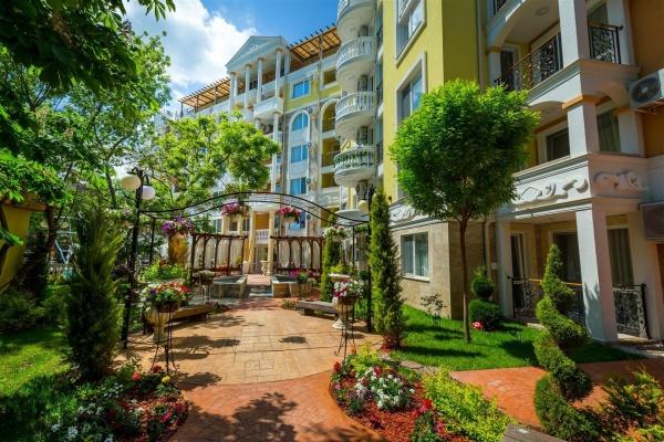 Wohnungen zum Verkauf in Sonnenstrand