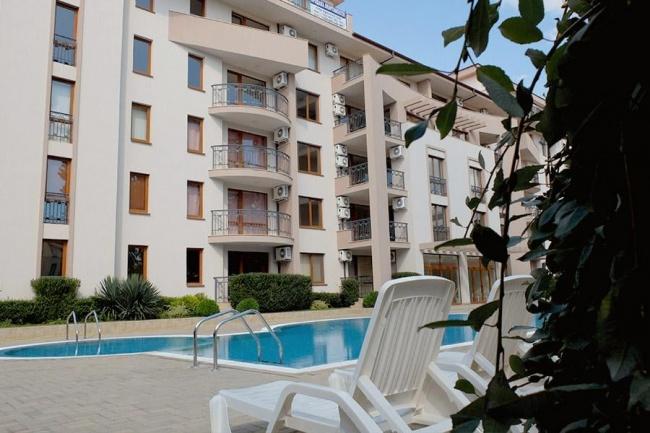 Apartments in der Nähe des Naturparks in Sonnenstrand