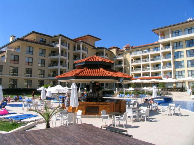 Apartments am strand in Bulgarien