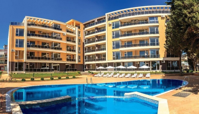 Apartments am Strand in Rawda