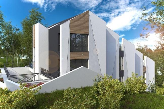 Neue moderne Apartment-Anlage in Sozopol mit Meerblick