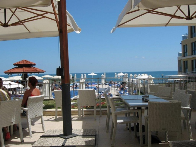 Apartment am strand in Bulgarien