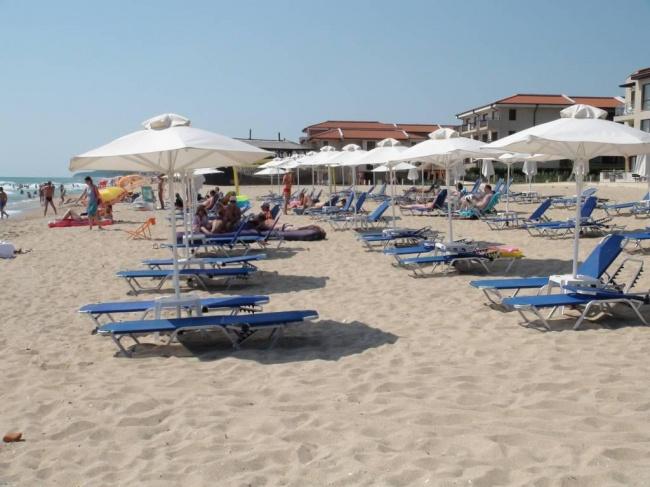 Wohnung in Hotel Komplex direkt am Strand in Obzor