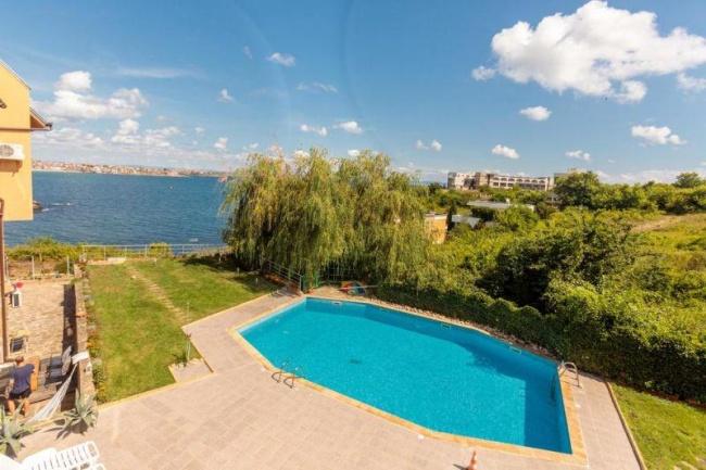 Wohnung mit direkter Strandlage in Sozopol