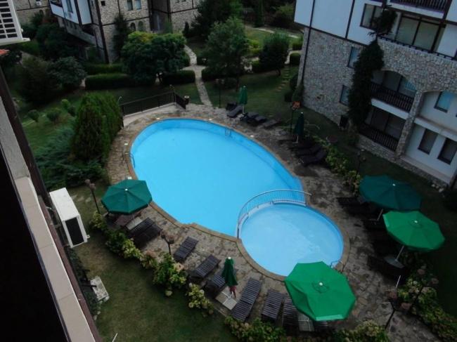 Apartment mit 2 Schlafzimmern in Sweti Wlas