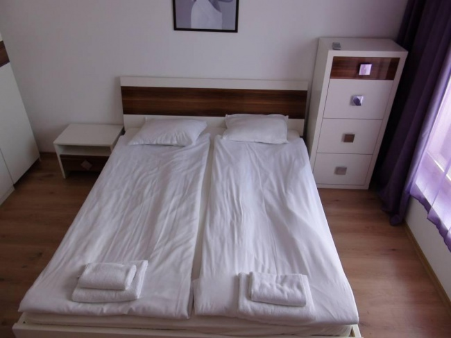 Luxus-3-Zimmer-Wohnung am Meer in Bulgarien