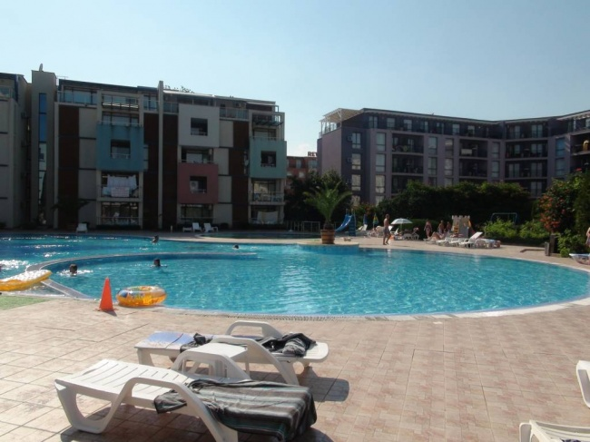 Apartment in Sonnenstrand Bulgarien