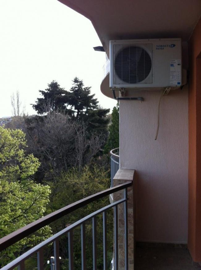 Drei-Zimmer-Wohnung in der Nähe von Goldstrand