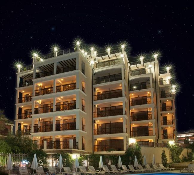Apartments Mit Strandlage Am Sonnenstrand