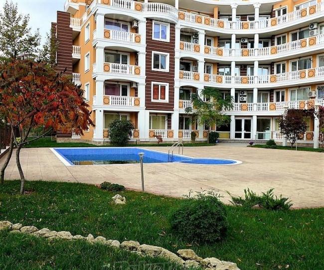 Neu gebautes Apartment am Sonnenstrand