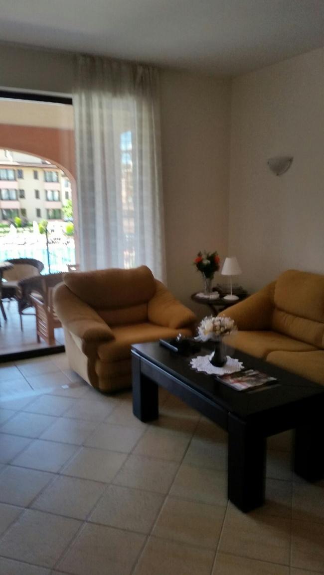 3-Zimmer-Wohnung in Kaliakria Komplex in der Nähe von Balchik