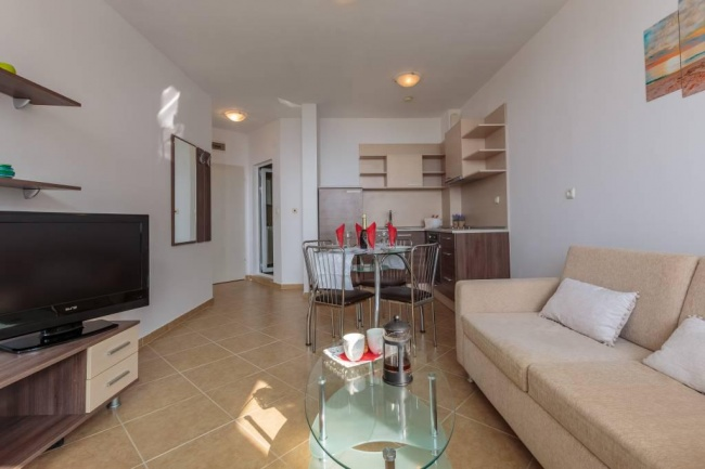 Apartments mit Meerblick zu Sehr Guten Konditionen