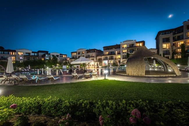 Green Life Beach Resort - moderne Wohnungen in Sozopol zum Strand
