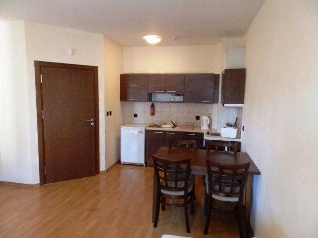 Просторен двустаен апартамент в Банско до лифта