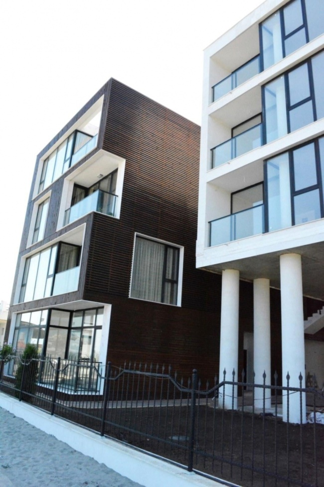 Boutique-Apartments in erster Meereslinie