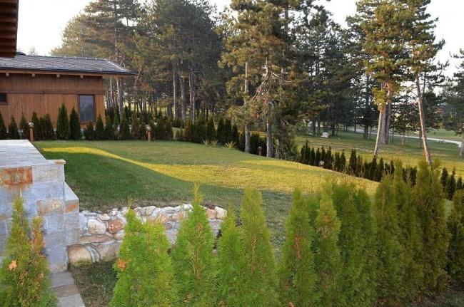 Sehr Schöne Häuser in Pirin Golf Club alle mit 3 Schlafzimmern