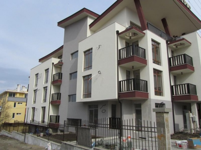 Verkauf Von Neuen Wohnvillen In Chernomorets
