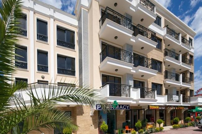 Wohnungen zum Verkauf im zentralen Teil von Sunny Beach