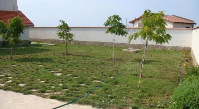 Geräumige Häuser Im Black See Rama Golf Platz