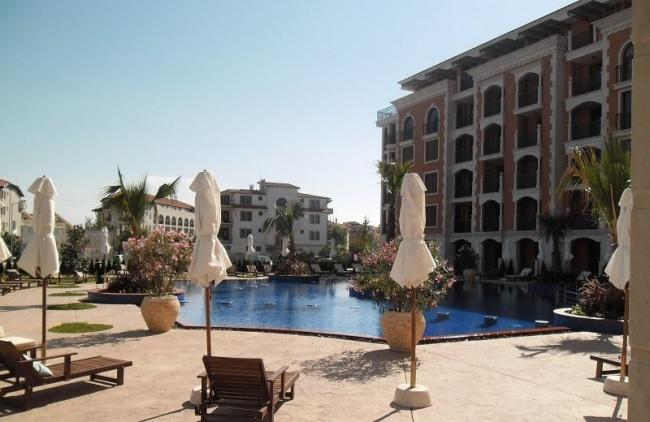 Ferienwohnungen in Rawda