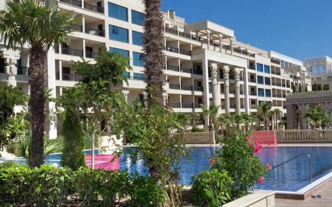 Wohnungen Zum Verkauf In Goldstrand In Der Nähe Des Strandes