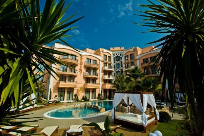 3-Zimmer Wohnung in Sunny Beach
