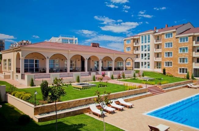 Luxus-Maisonetten In Chernomorets