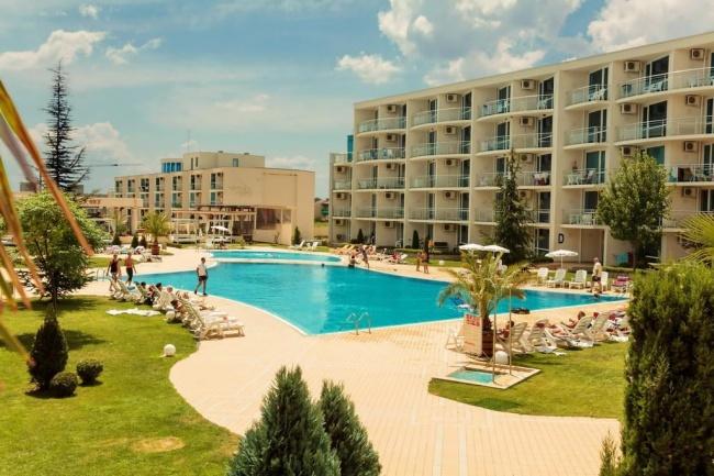 Moderne Apartments zur ganzjährigen Nutzung in Sarafowo