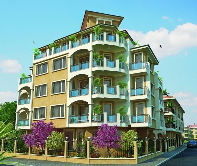 Zwei-Schlaf Zimmern-Wohnungen Zum Verkauf In Ravda