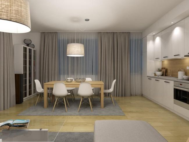 Modernes Apartment zu verkaufen in Sliwen