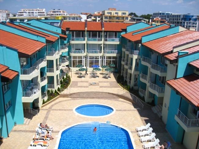 Wohnung zum Verkauf in Burgas