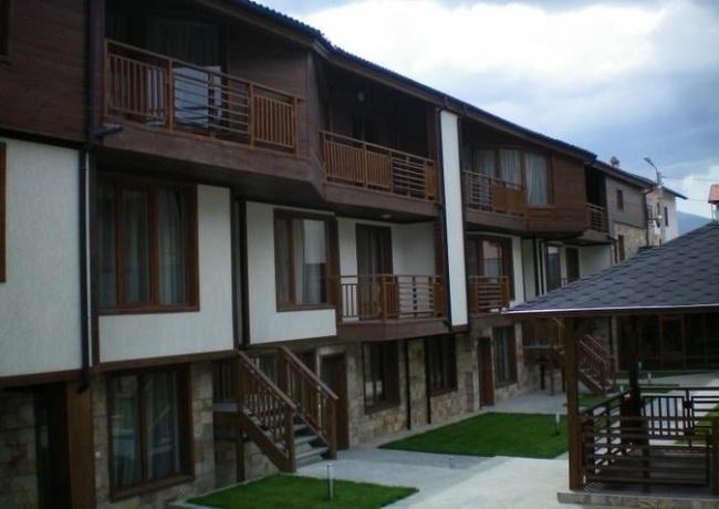 Wohnungen Zum Sensationellen Preis In Bansko