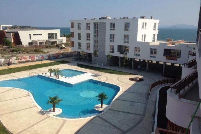 Verkauf Apartments am Strand in Burgas