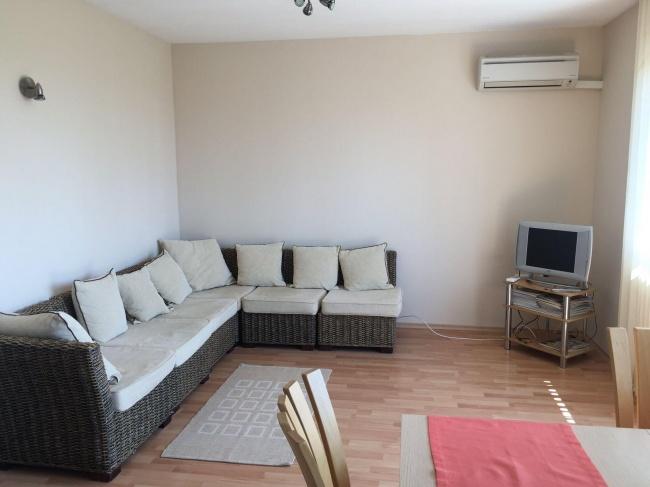 2-Zimmer-Wohnung im Zentrum von Baltschik