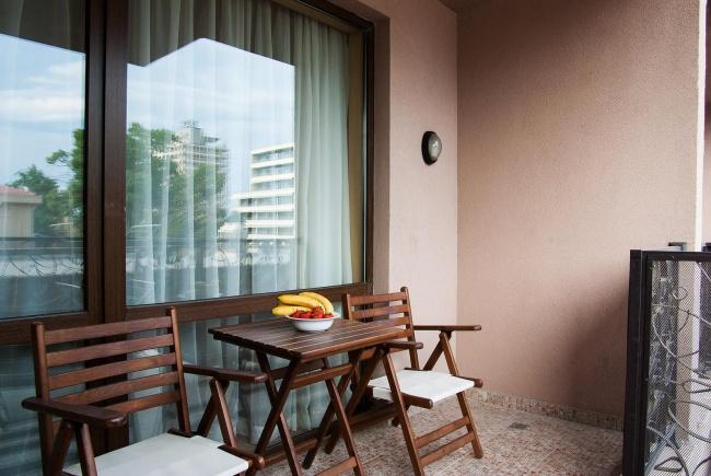 Royal Beach - Einzigartige Wohnungen 50 m Vom Strand In Sonnenstrand