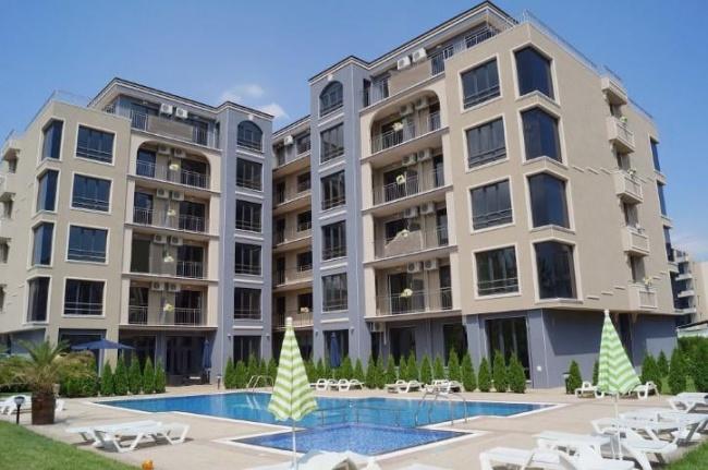 Wohnungen Zu Verkaufen Am Sonnenstrand Im Süden