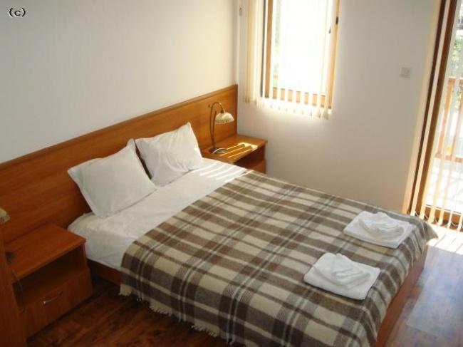 Zwei Schlaf Zimmern Wohnung In Bansko
