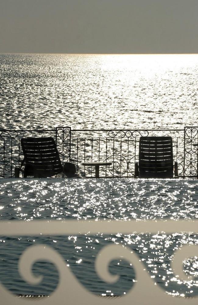 Balchik, 3-Z.-Wohnung direkt am Meer
